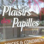 Plaisirs des Papilles